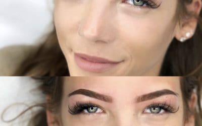 Powder Brows: Der neuste Trend für schöne Natürliche Augenbrauen